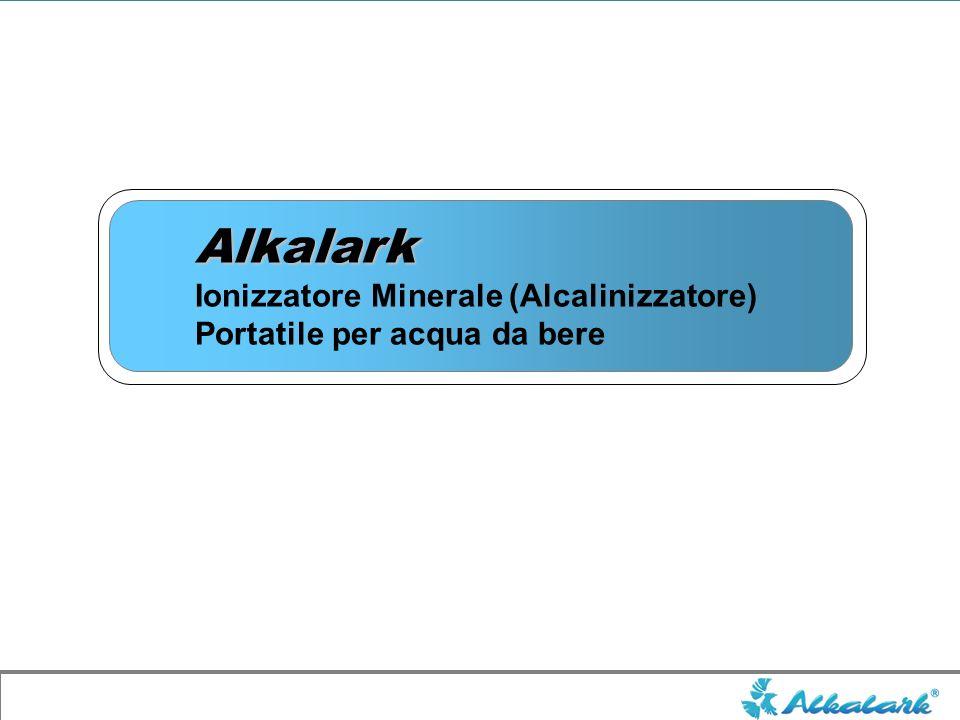 Alkalark Ionizzatore Minerale (Alcalinizzatore)