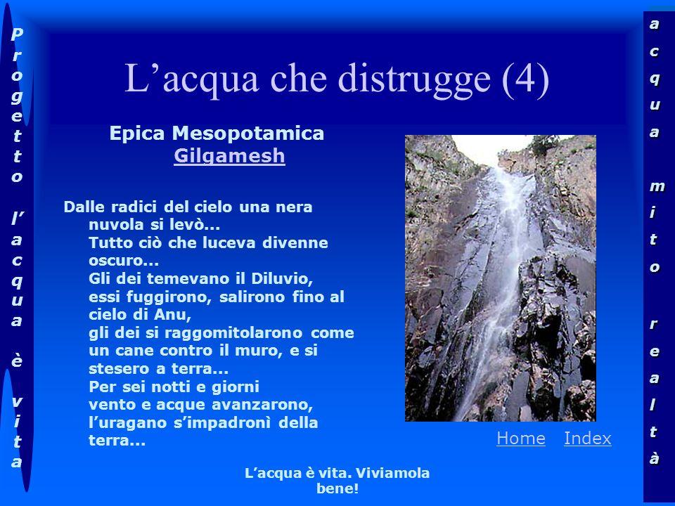 L'acqua che distrugge (4)