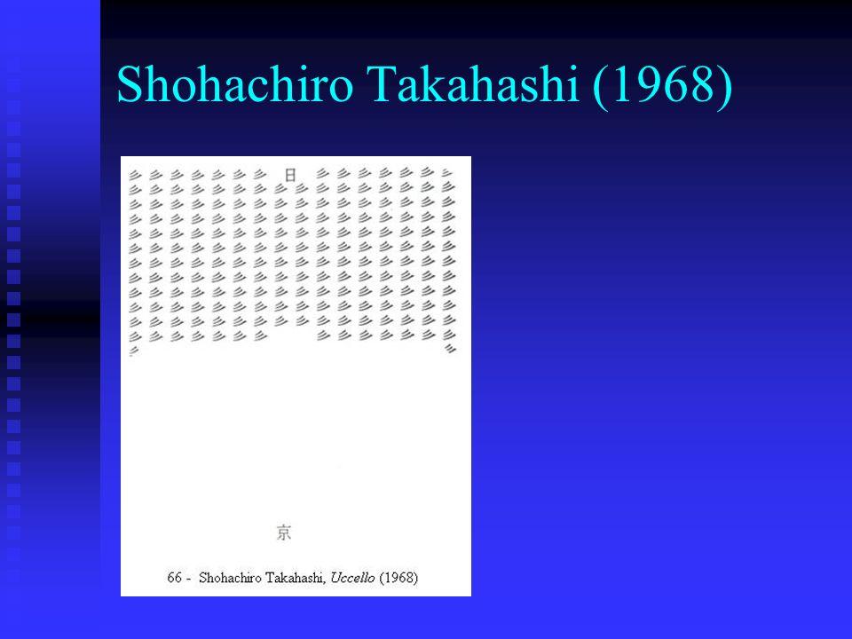 Shohachiro Takahashi (1968)