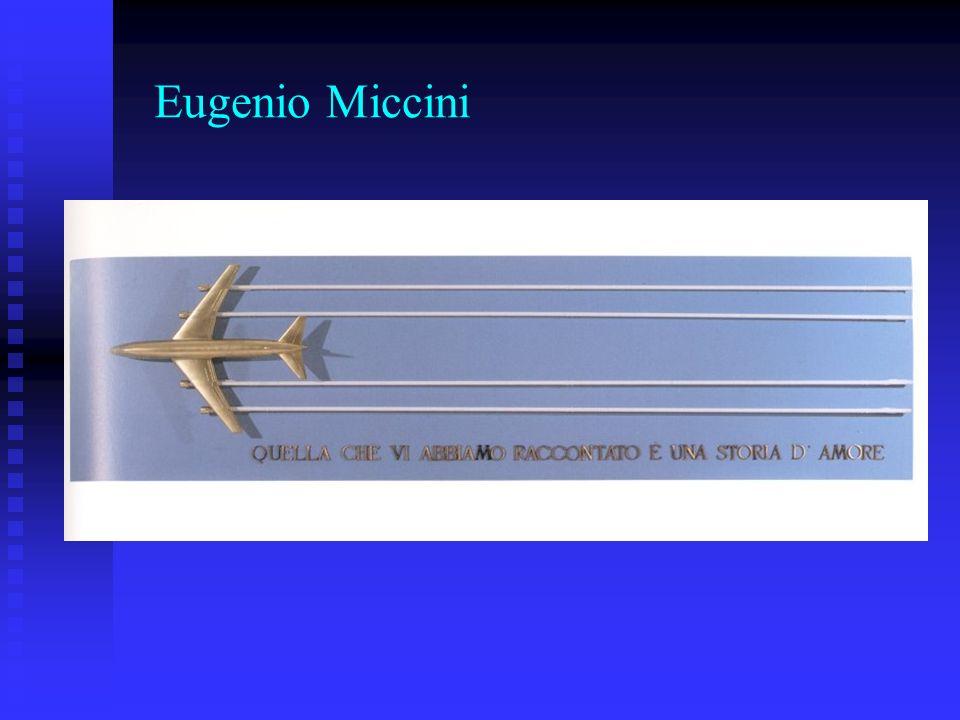 Eugenio Miccini