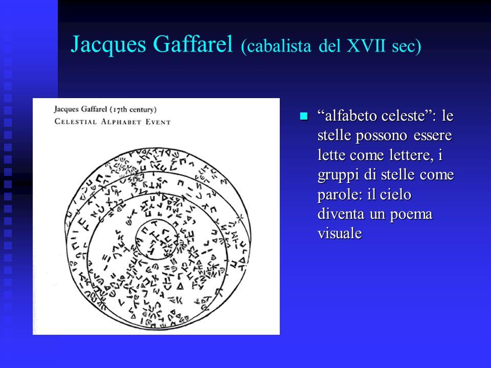 Jacques Gaffarel (cabalista del XVII sec)