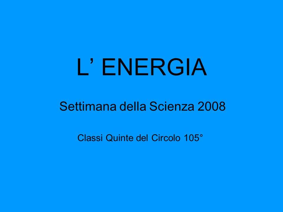 Settimana della Scienza 2008