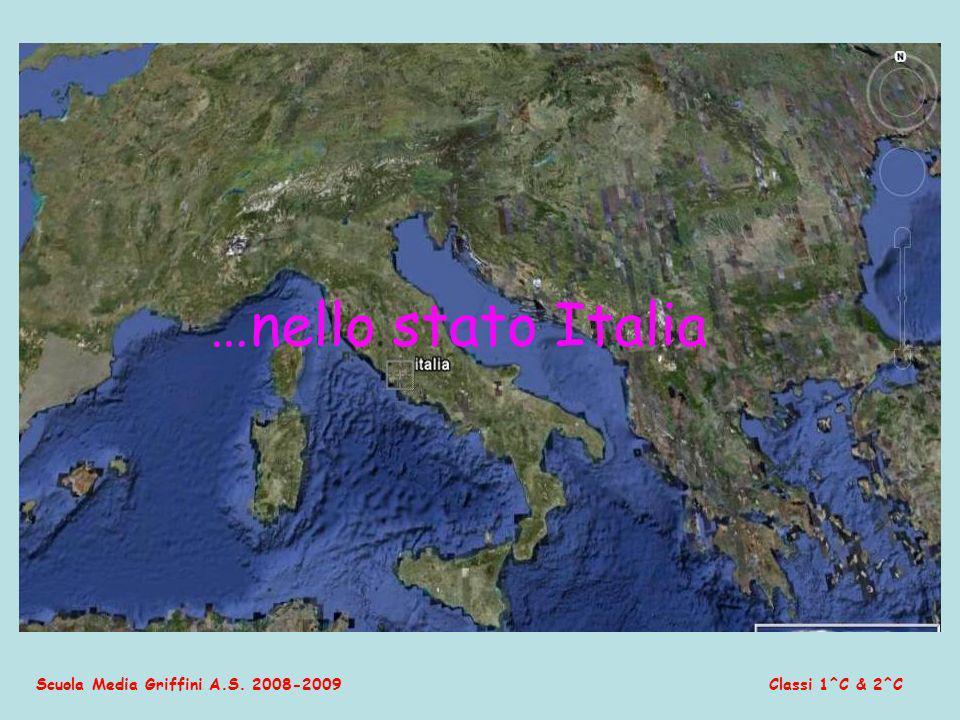 …nello stato Italia Scuola Media Griffini A.S. 2008-2009