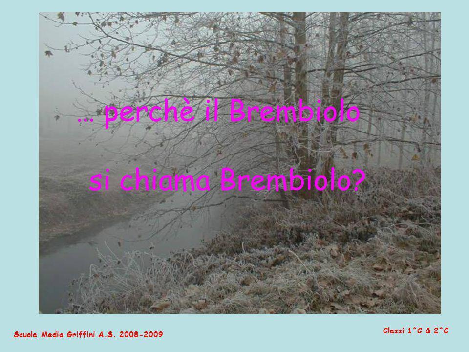 si chiama Brembiolo … perchè il Brembiolo Classi 1^C & 2^C