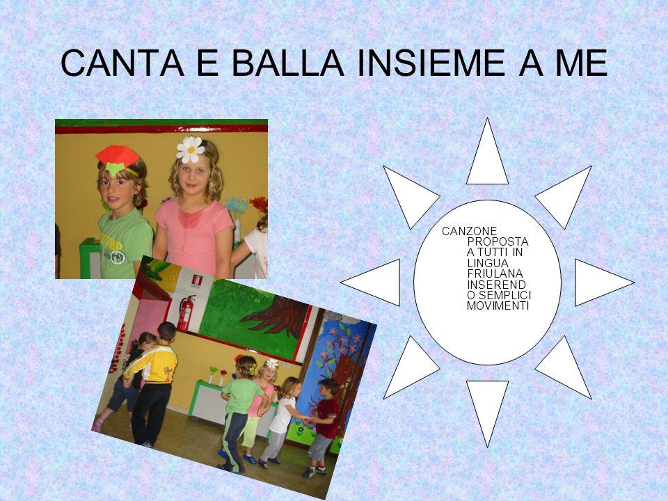 CANTA E BALLA INSIEME A ME