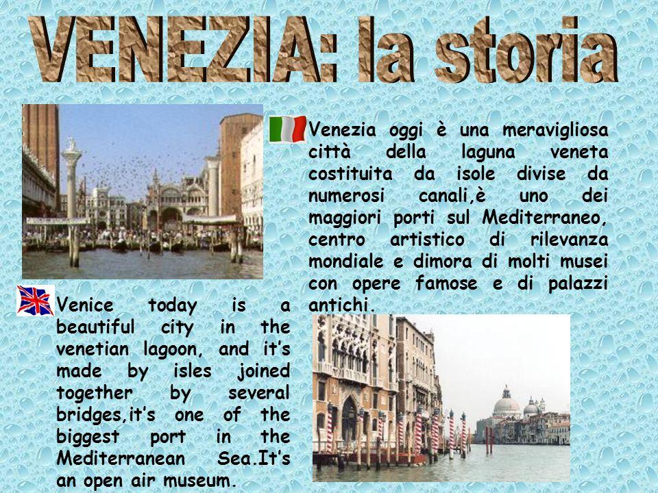 VENEZIA: la storia