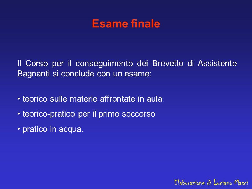 Elaborazione di Luciano Masci