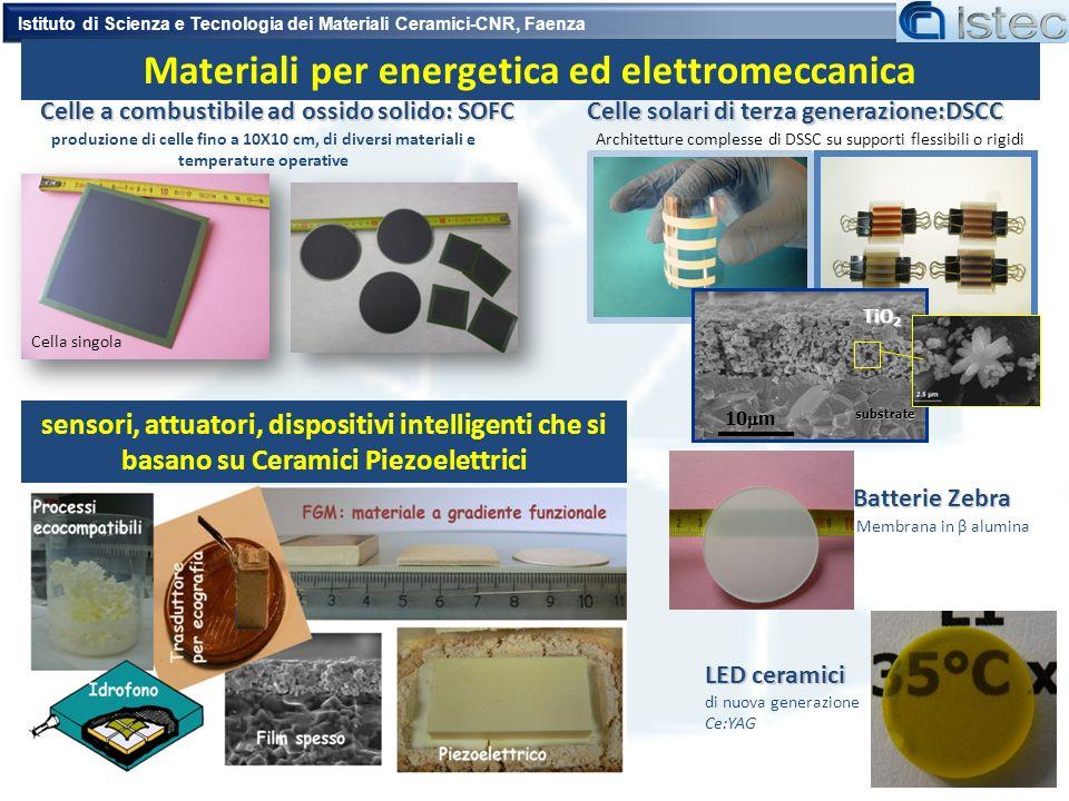 Materiali per energetica ed elettromeccanica