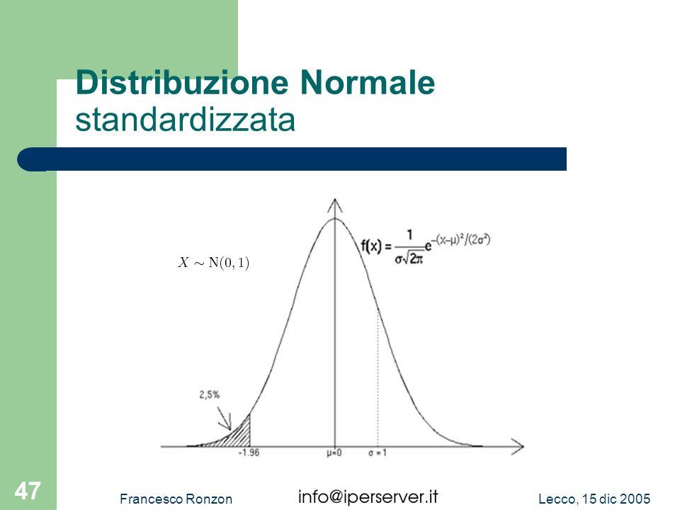 Statistica applicata all 39 analisi microbiologica ppt scaricare - Tavole di distribuzione normale ...