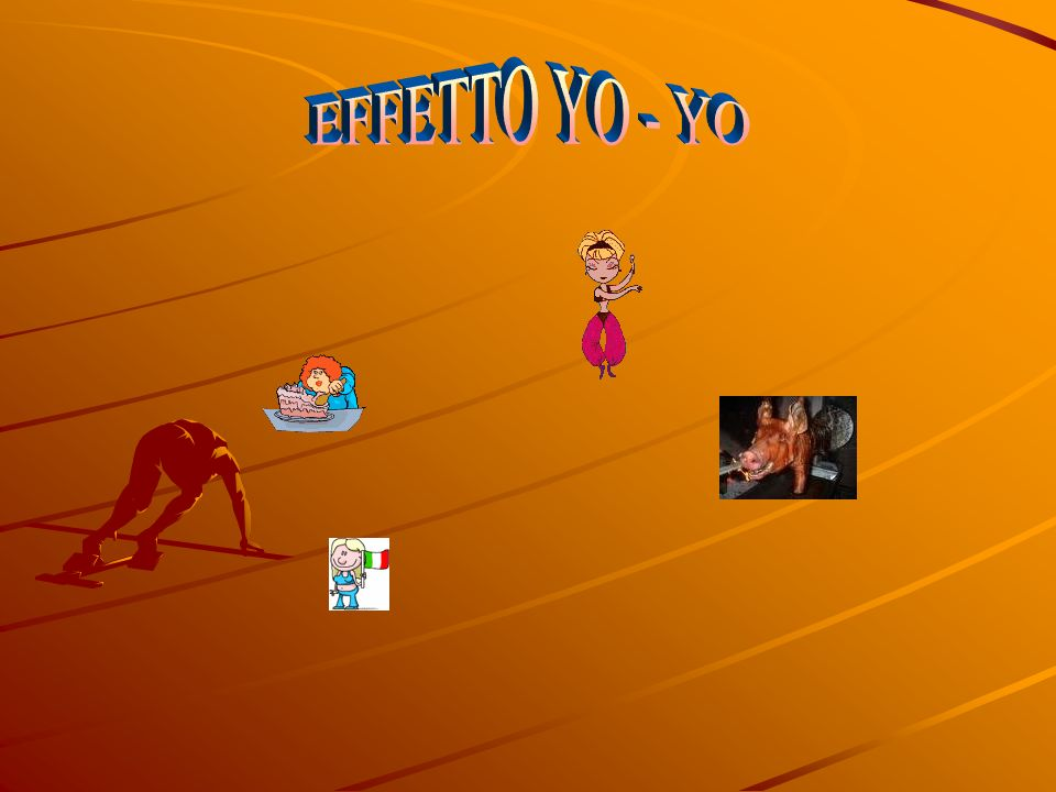 EFFETTO YO - YO