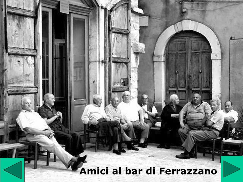 Amici al bar di Ferrazzano