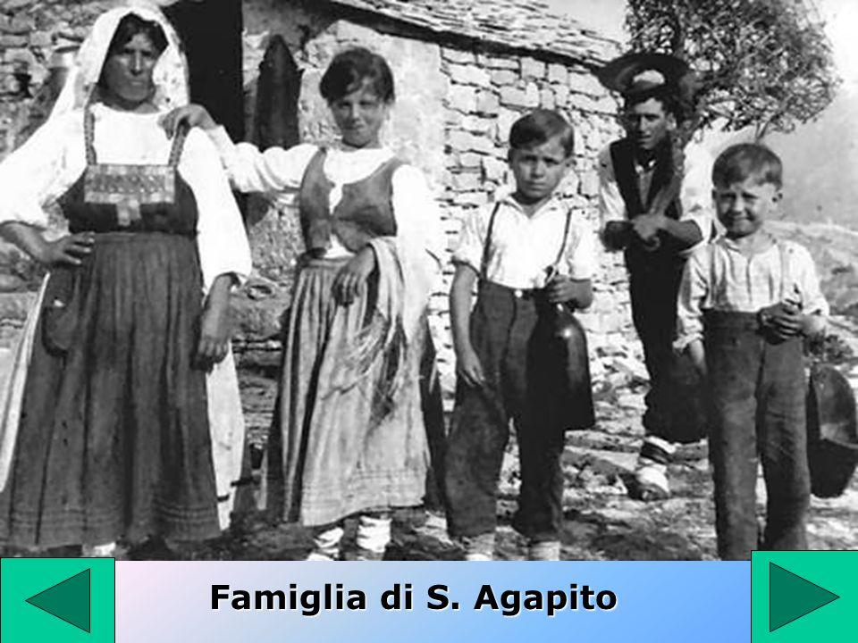 Famiglia di S. Agapito