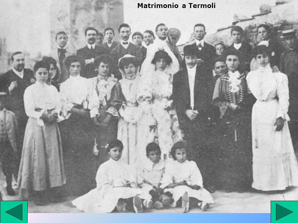 Matrimonio a Termoli