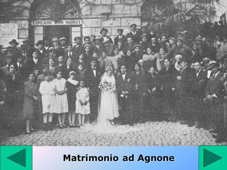 Matrimonio ad Agnone