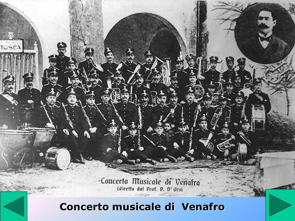 Concerto musicale di Venafro
