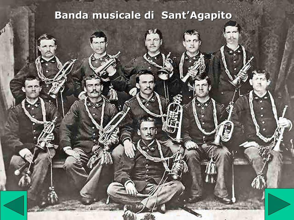 Banda musicale di Sant'Agapito