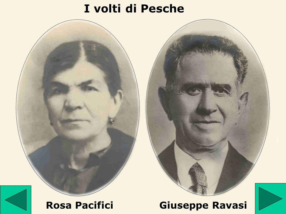 I volti di Pesche Rosa Pacifici Giuseppe Ravasi