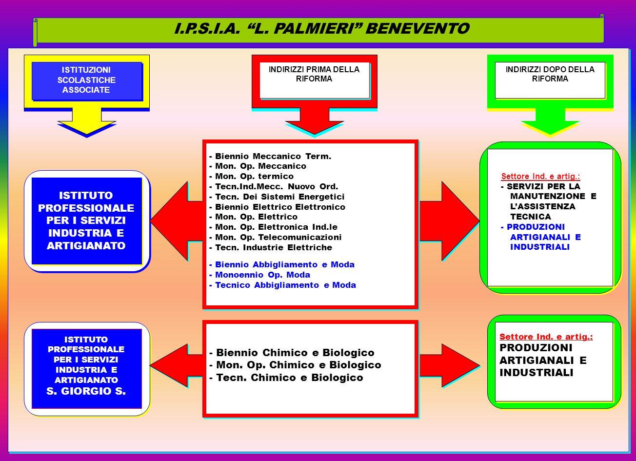 I.P.S.I.A. L. PALMIERI BENEVENTO