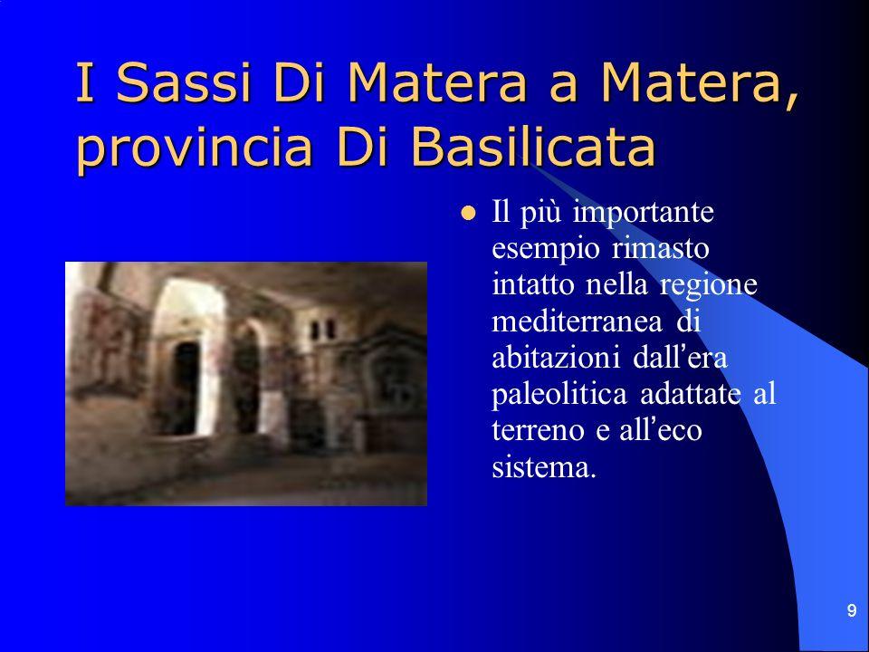 I Sassi Di Matera a Matera, provincia Di Basilicata