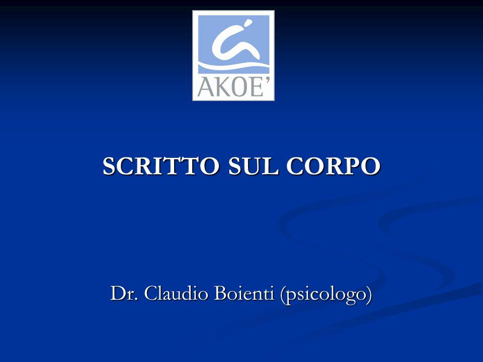 Dr. Claudio Boienti (psicologo)