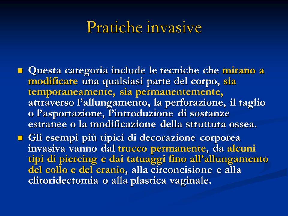Pratiche invasive