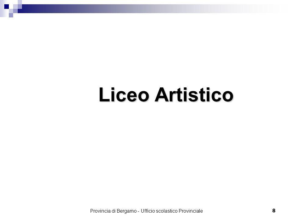 Provincia di Bergamo - Ufficio scolastico Provinciale