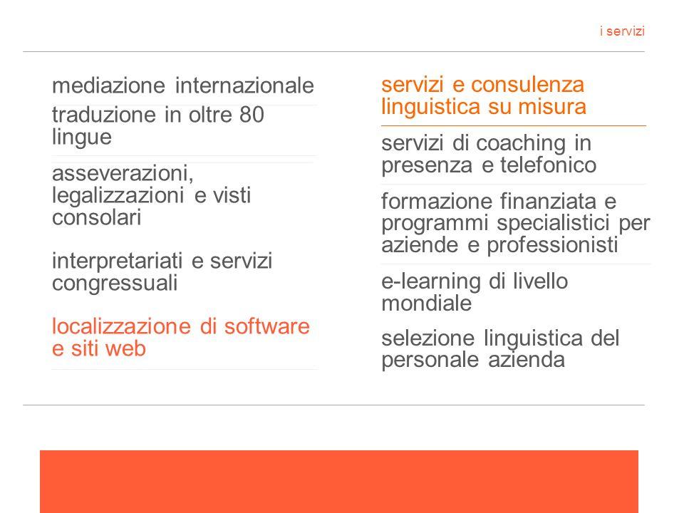 servizi e consulenza linguistica su misura servizi di coaching in