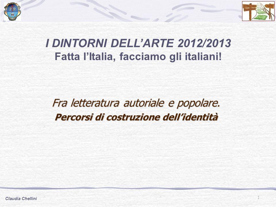 Fatta l'Italia, facciamo gli italiani!