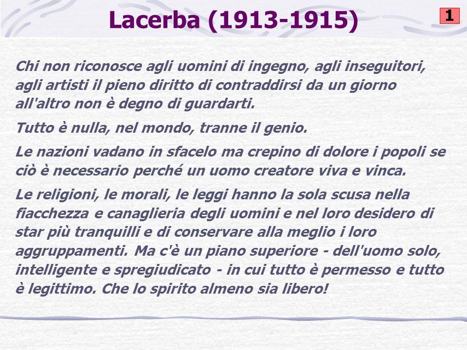 Lacerba (1913-1915) 1.