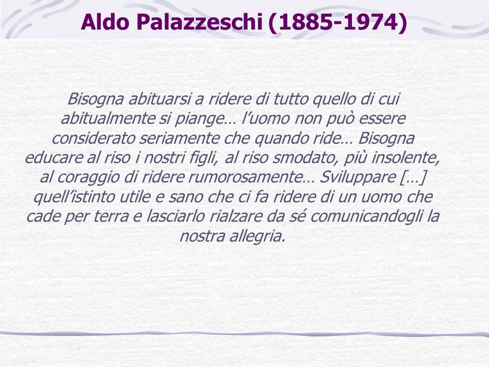 Aldo Palazzeschi (1885-1974)