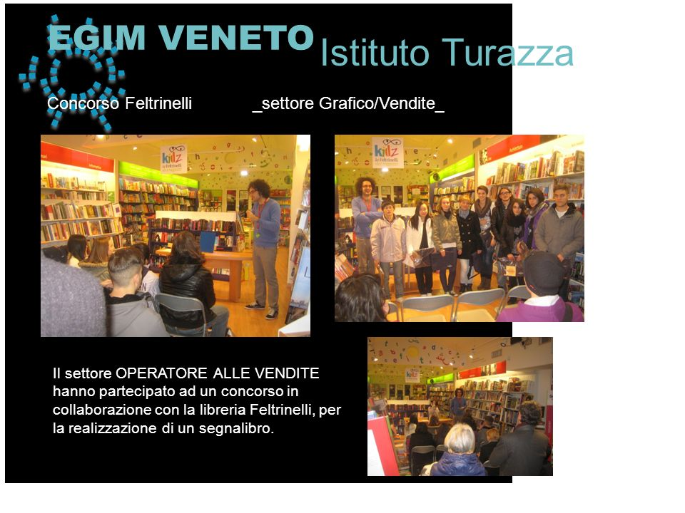 Istituto Turazza EGIM VENETO