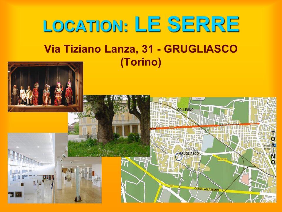 Via Tiziano Lanza, 31 - GRUGLIASCO