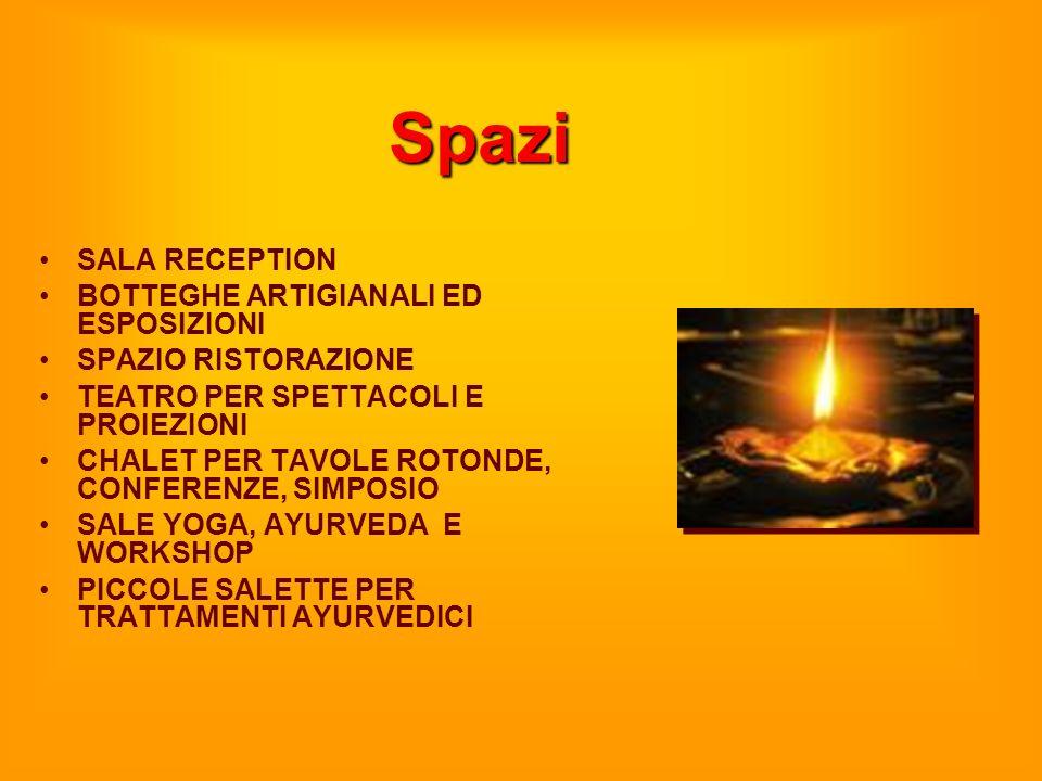 Spazi SALA RECEPTION BOTTEGHE ARTIGIANALI ED ESPOSIZIONI