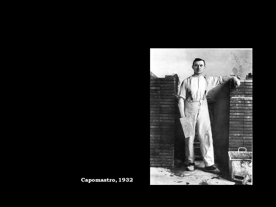Capomastro, 1932