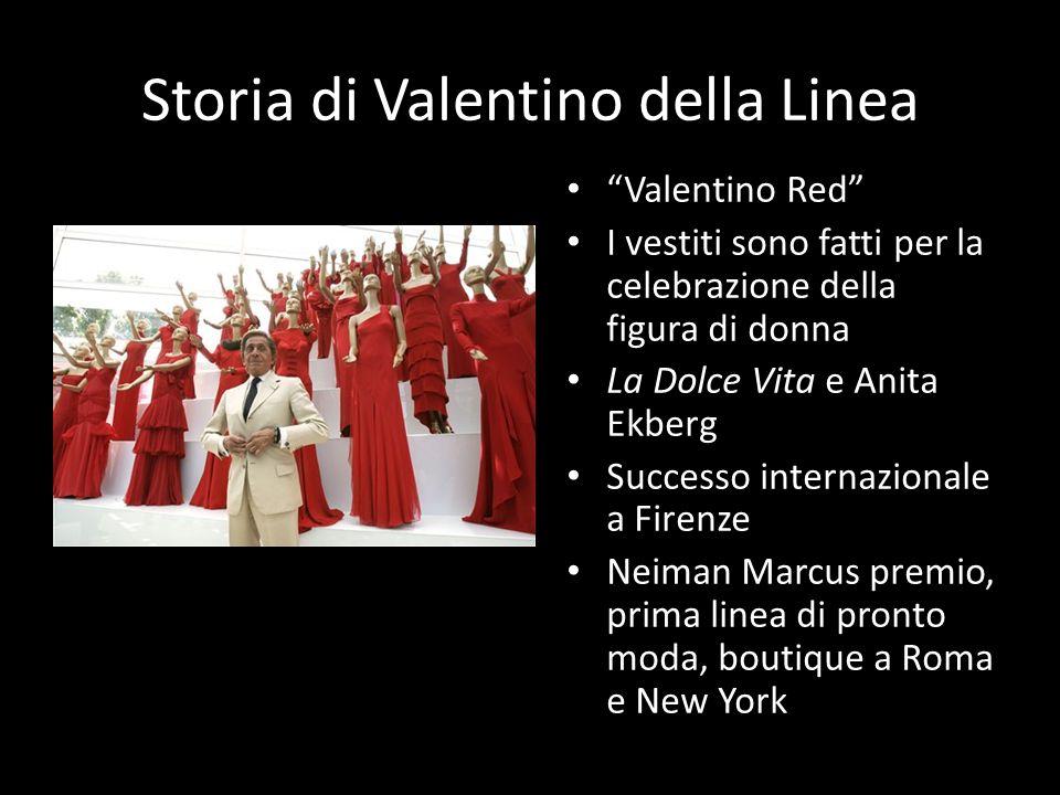 Storia di Valentino della Linea