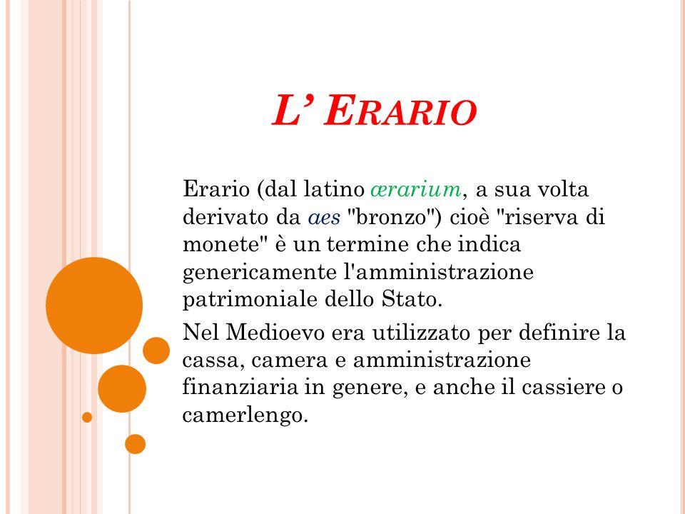 L' Erario