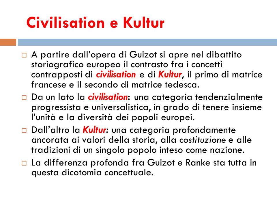 Civilisation e Kultur