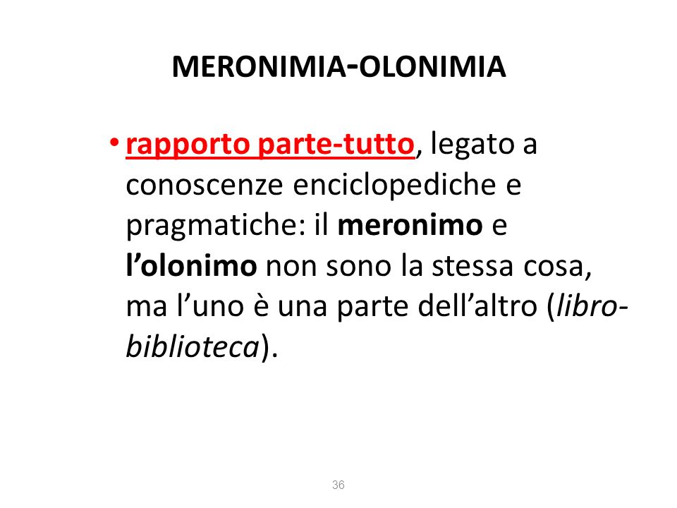 meronimia-olonimia