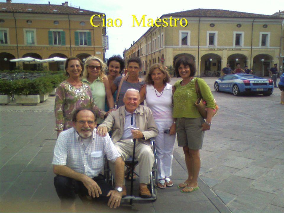 Ciao Maestro