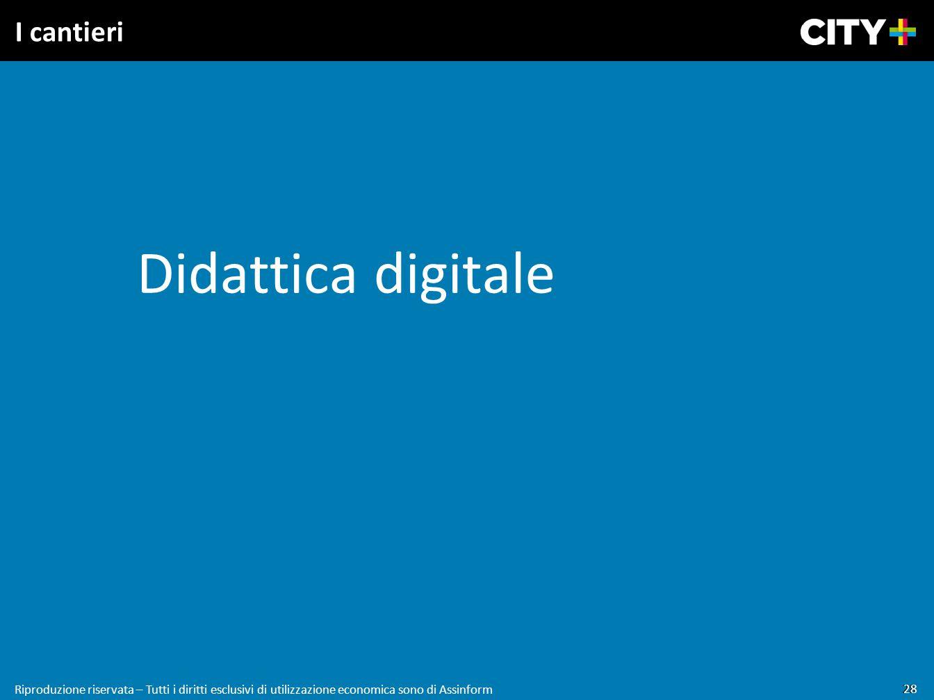 Didattica digitale I cantieri 28