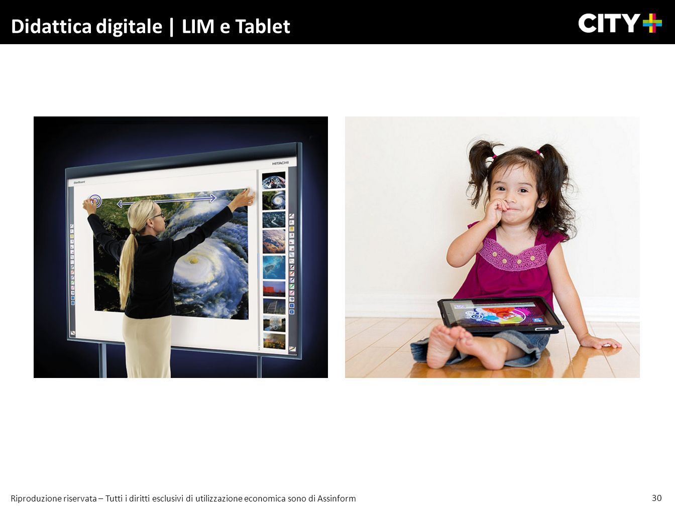 Didattica digitale | LIM e Tablet