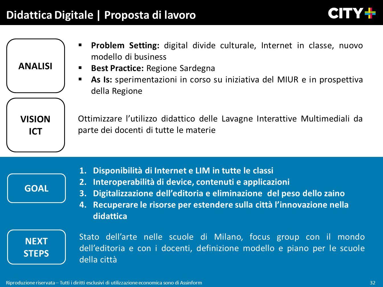 Didattica Digitale | Proposta di lavoro