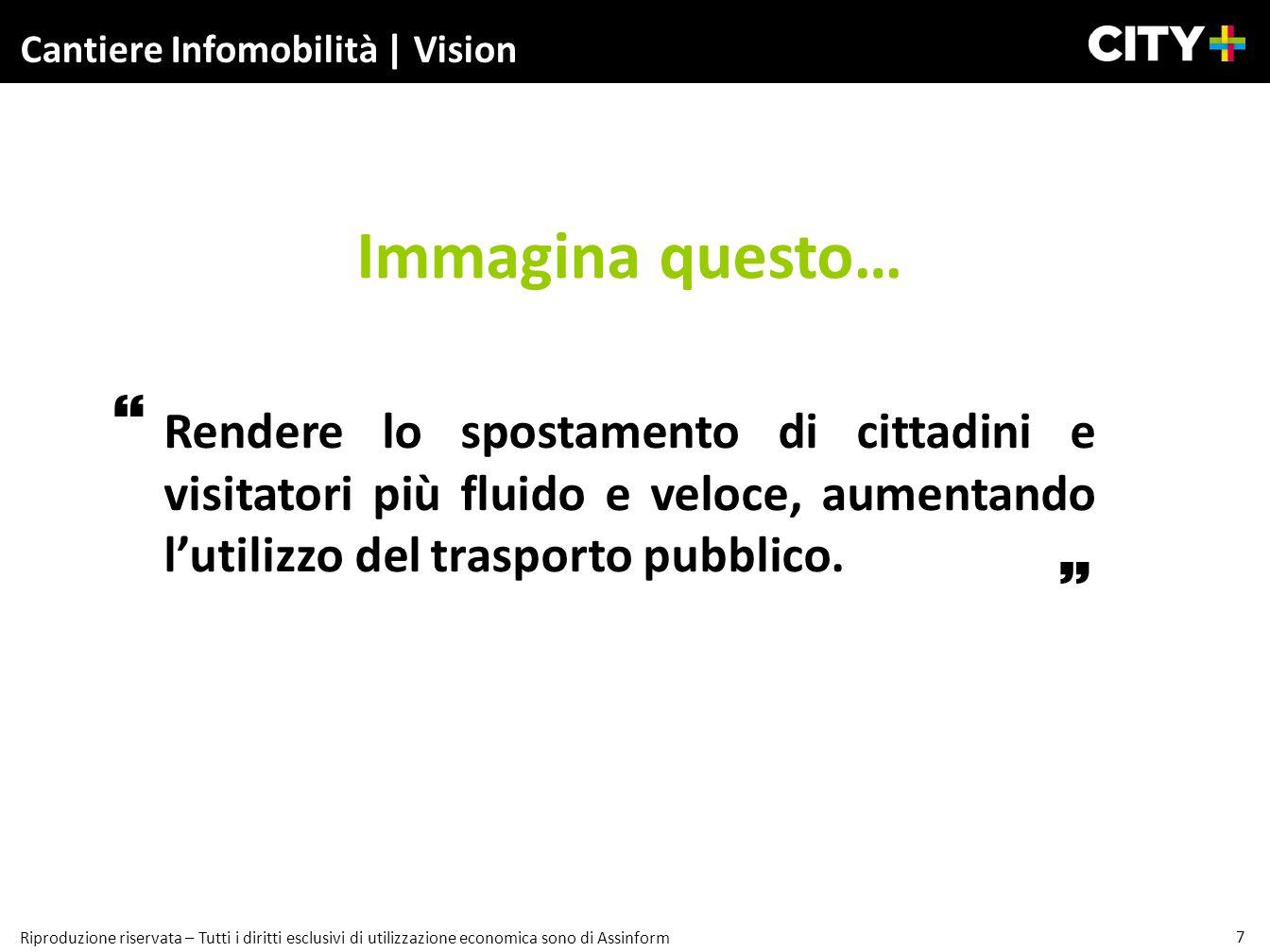 Cantiere Infomobilità | Vision