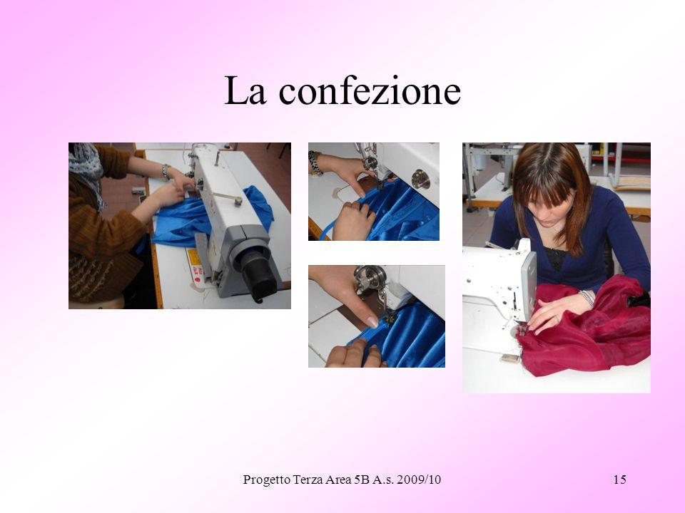 Progetto Terza Area 5B A.s. 2009/10