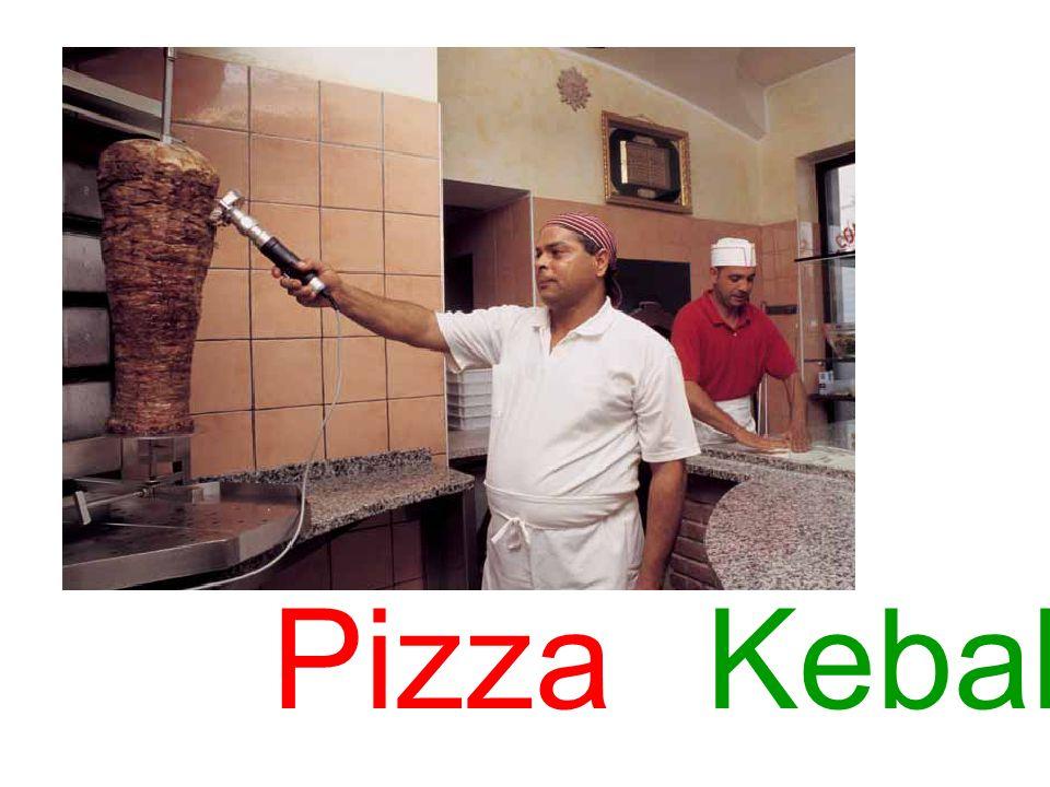 Pizza&Kebab