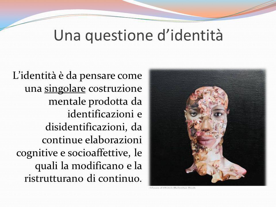 Una questione d'identità