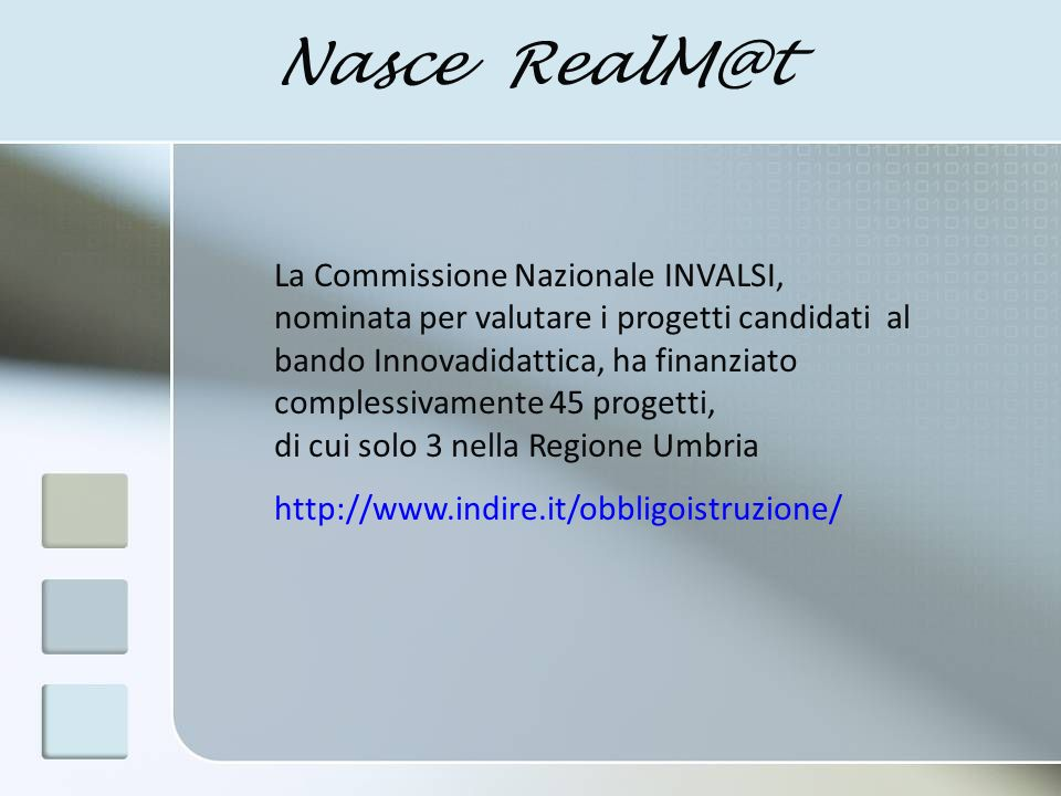 Nasce RealM@t