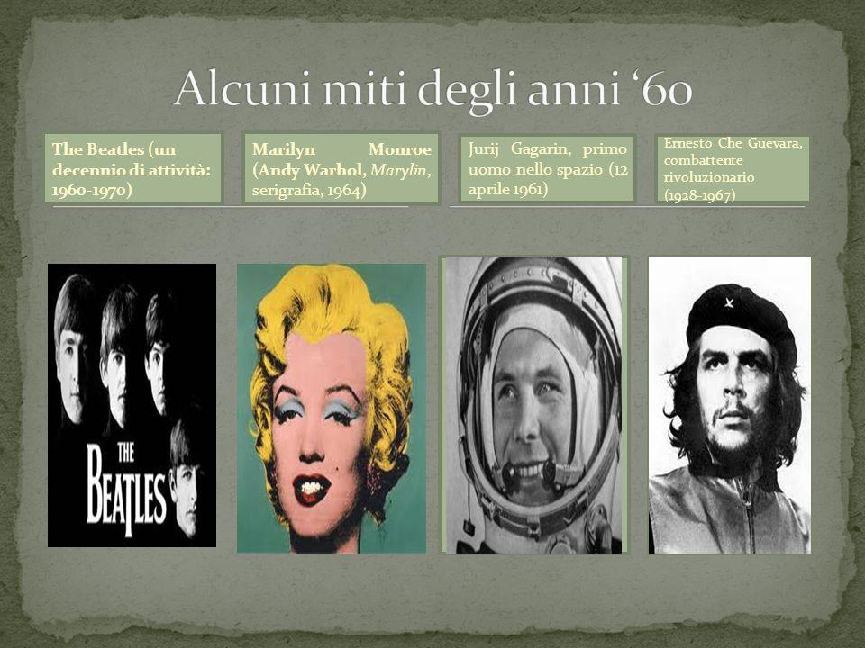 Alcuni miti degli anni '60