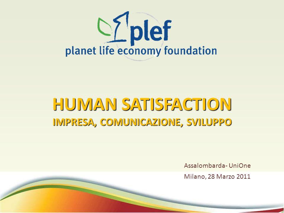 HUMAN SATISFACTION IMPRESA, COMUNICAZIONE, SVILUPPO