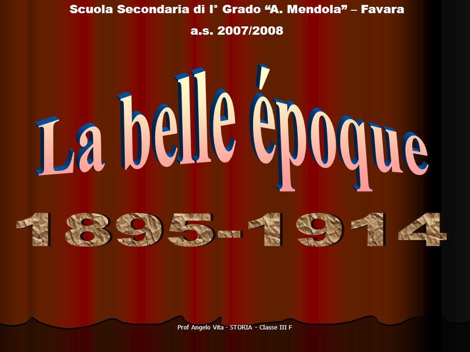 Scuola Secondaria di I° Grado A. Mendola – Favara